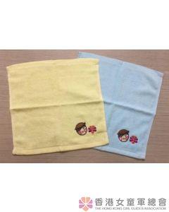 小女童軍毛巾