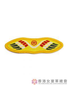 小女童軍晉陞章