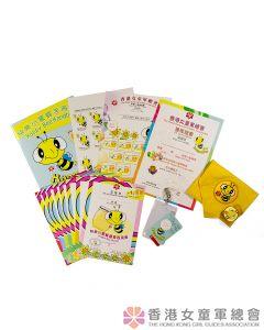 快樂小蜜蜂教材套 K3
