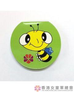 快樂小蜜蜂便利貼