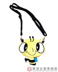 快樂小蜜蜂斜揹包