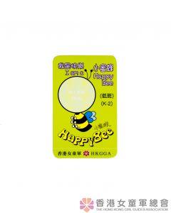 Happy Bee Name Card K2