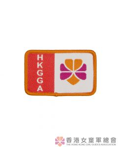 HKGGA Flag Badge