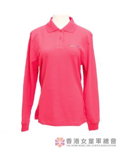 Golden Guide Long Sleeve Polo