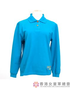 Guide Long Sleeve Polo