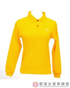 Brownie Polo Long Sleeve Polo