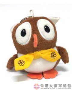 """Owl Doll 3.5"""""""