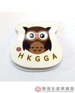 Memo Pad - Owl